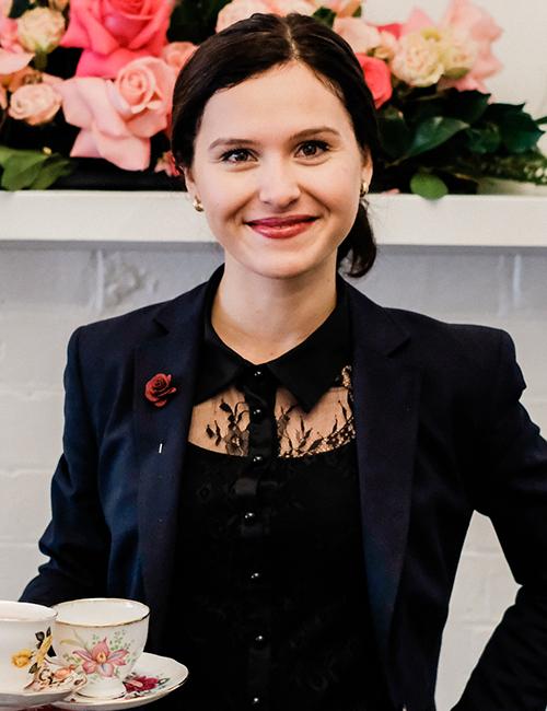 Sarah de Witt