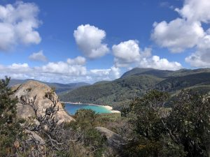 Wilsons Prom view DoEd hike