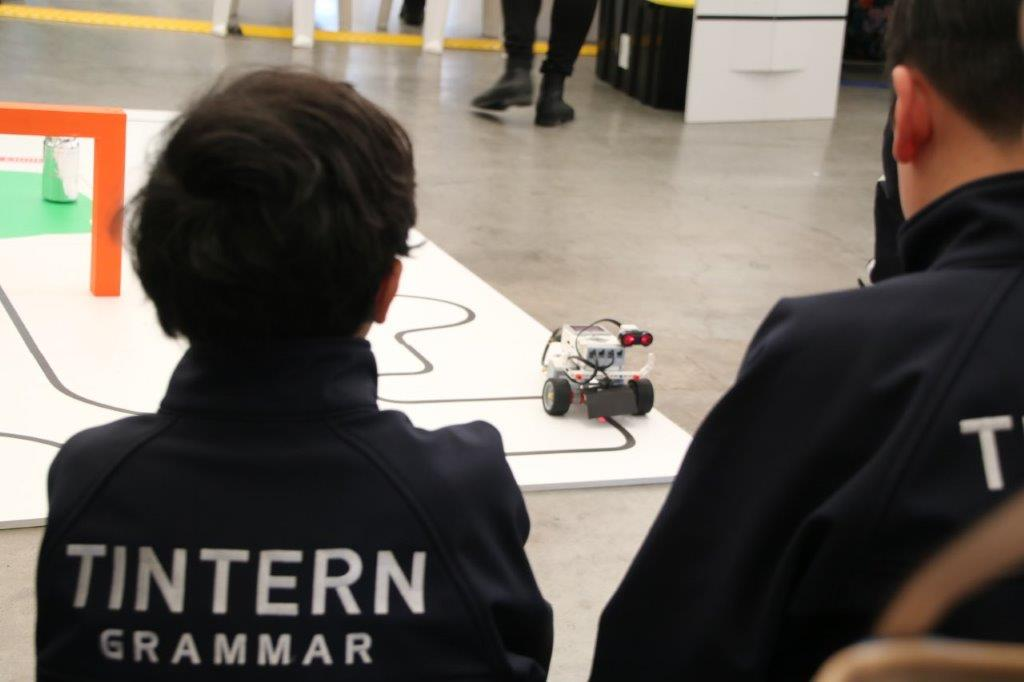RoboCup state final